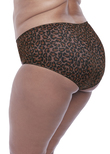 Kayla Brief Dark Leopard